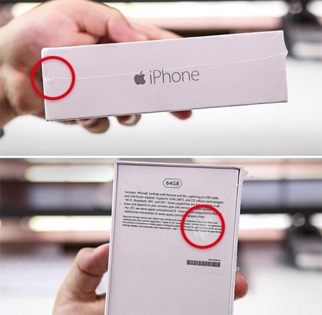 """6 mẹo giúp bạn dễ dàng phân biệt các thiết bị công nghệ """"nhái hàng"""" ảnh 1"""
