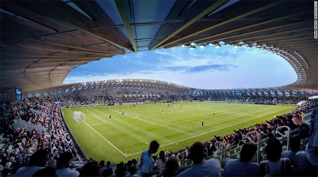 """Forest Green Rovers: Câu lạc bộ bóng đá """"xanh nhất hành tinh"""" ảnh 3"""