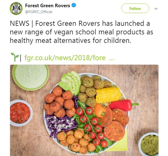"""Forest Green Rovers: Câu lạc bộ bóng đá """"xanh nhất hành tinh"""" ảnh 2"""