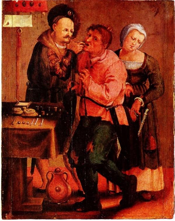 8 phương pháp điều trị y học kỳ lạ chỉ tồn tại trong thời cổ đại ảnh 1
