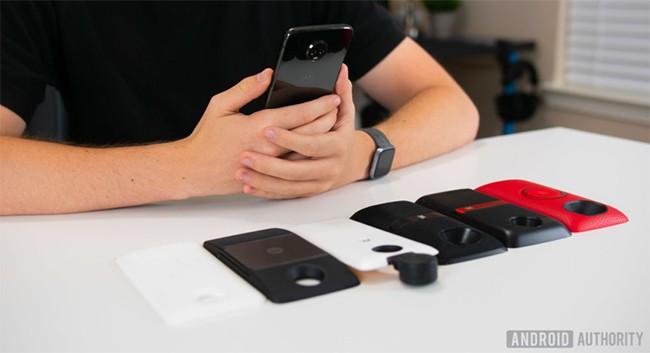 Đánh giá Motorola Moto Z3: Liệu có xứng tầm smartphone 5G đầu tiên? ảnh 4