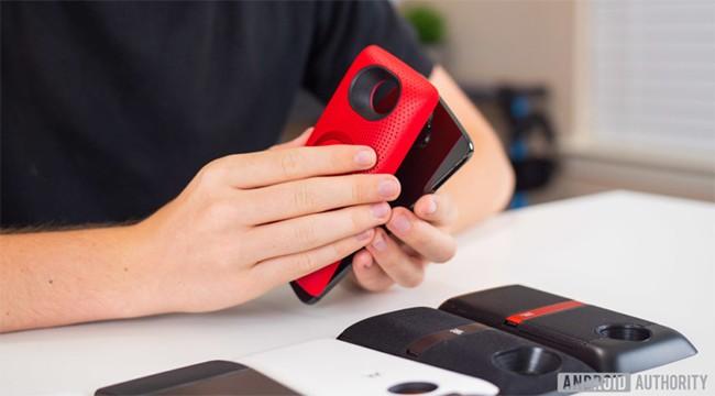 Đánh giá Motorola Moto Z3: Liệu có xứng tầm smartphone 5G đầu tiên? ảnh 6