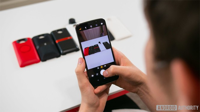 Đánh giá Motorola Moto Z3: Liệu có xứng tầm smartphone 5G đầu tiên? ảnh 8