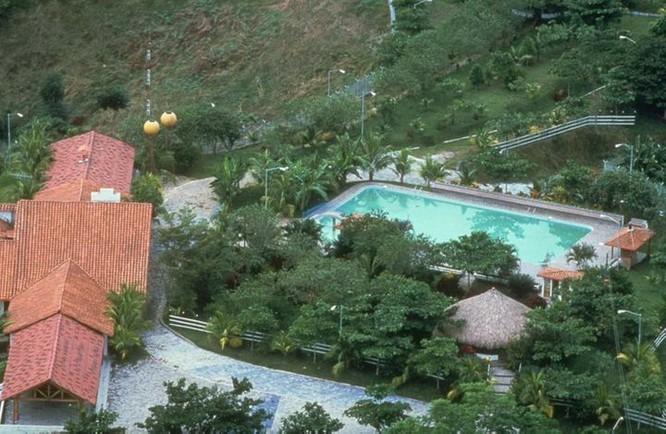 Pablo Escobar's Hacienda