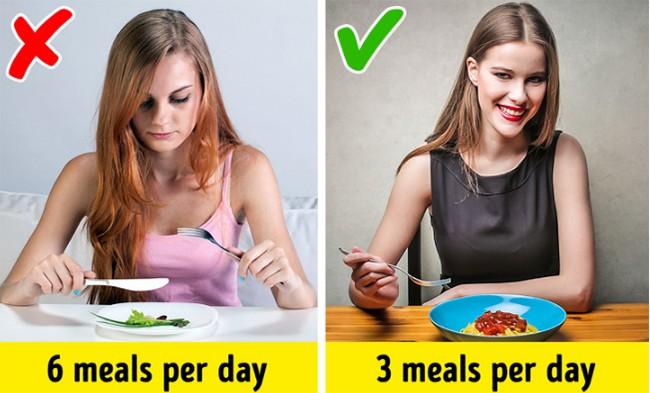 """10 sai lầm về những """"bí quyết"""" giảm cân nhiều người vẫn áp dụng ảnh 3"""