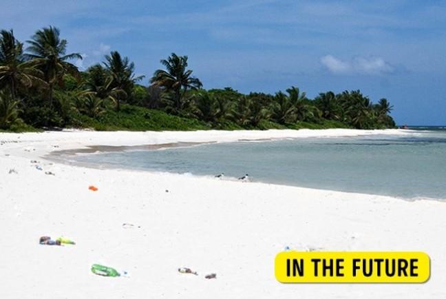 10 địa điểm nổi tiếng trên thế giới sẽ sớm biến mất trong tương lai ảnh 6