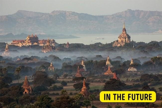 10 địa điểm nổi tiếng trên thế giới sẽ sớm biến mất trong tương lai ảnh 12