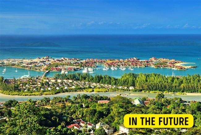 10 địa điểm nổi tiếng trên thế giới sẽ sớm biến mất trong tương lai ảnh 18