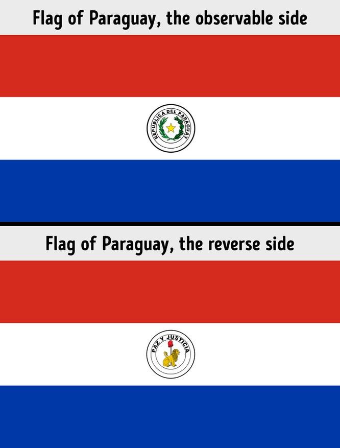 Khám phá 32 lá quốc kỳ độc đáo nhất trên thế giới ảnh 12