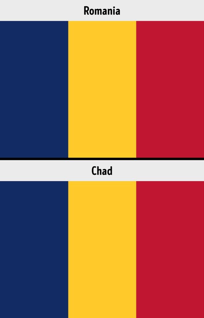 Khám phá 32 lá quốc kỳ độc đáo nhất trên thế giới ảnh 22