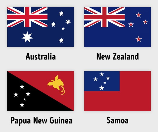 Khám phá 32 lá quốc kỳ độc đáo nhất trên thế giới ảnh 18