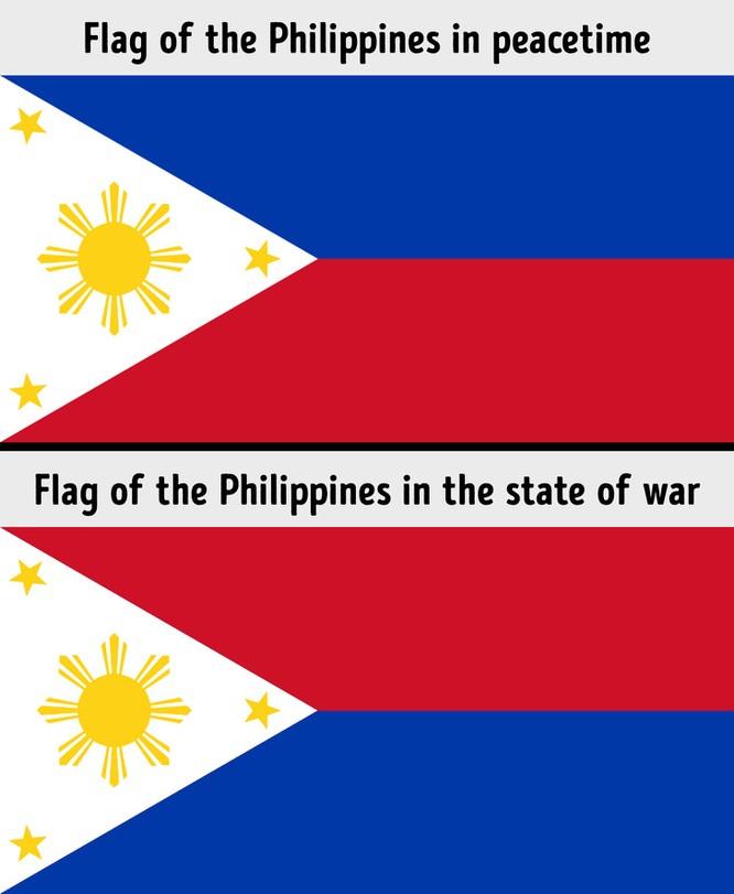 Khám phá 32 lá quốc kỳ độc đáo nhất trên thế giới ảnh 11