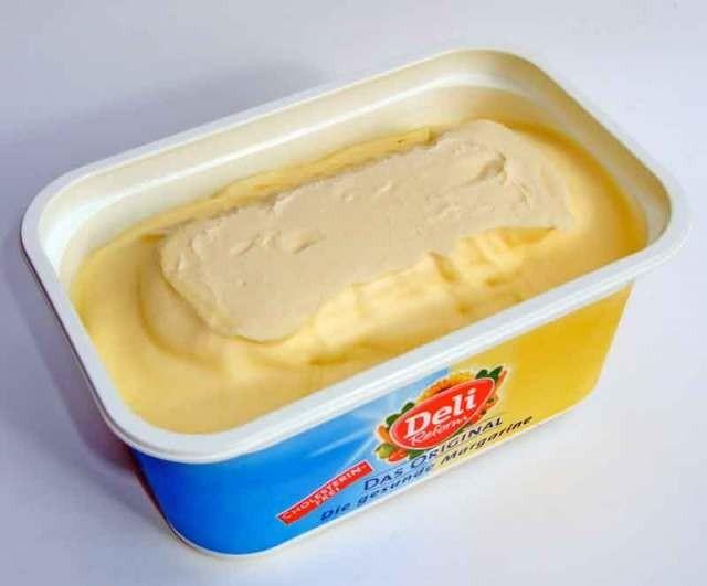 Margarine not healthy