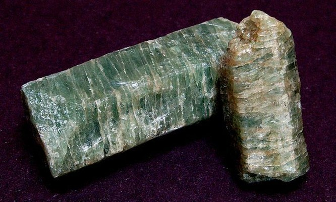 Phosphate and other minerals