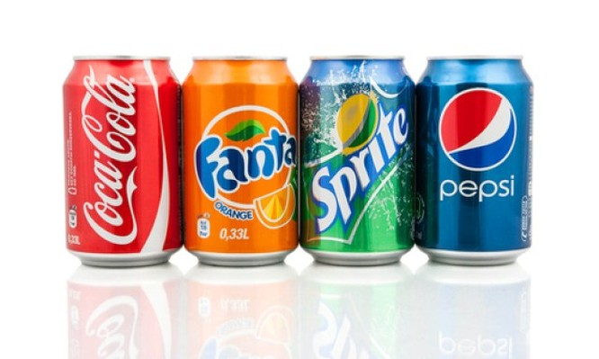 Soda most unhealthy food in the world