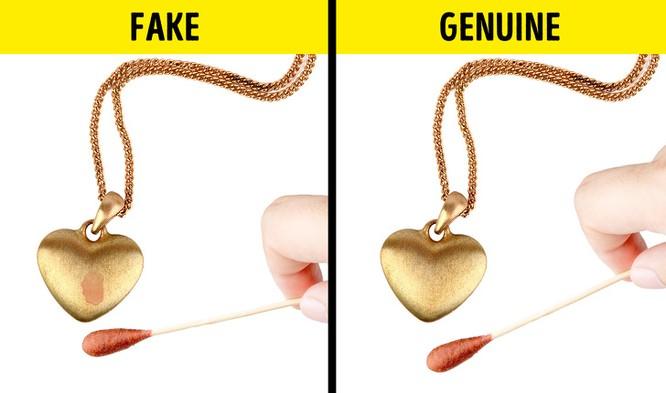 """12 kinh nghiệm """"vàng"""" giúp bạn phát hiện đồ trang sức giả ảnh 5"""