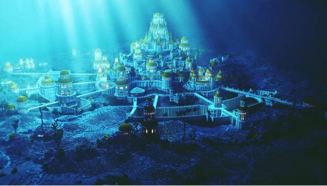 Những công trình khảo cổ kỳ lạ được tìm thấy trên trái đất ảnh 1