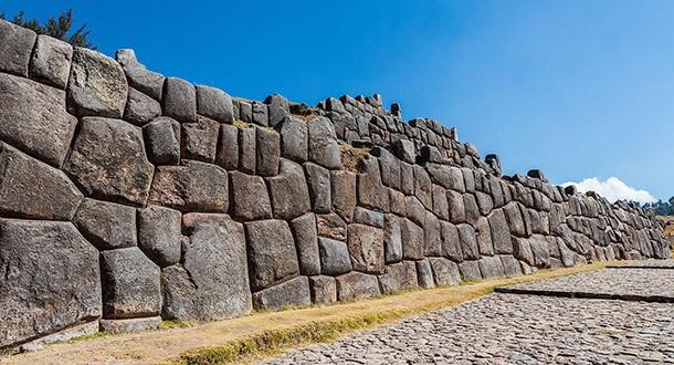 Bức tường Sacsaywaman