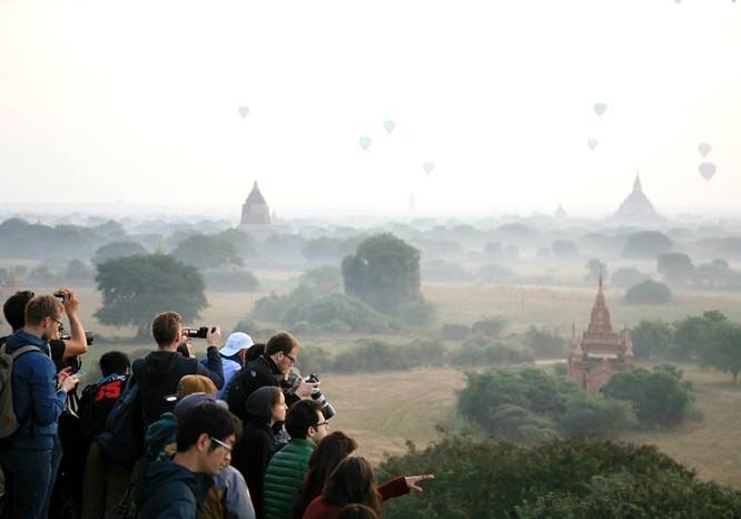Thánh địa Bagan của Myanmar được UNESCO công nhận là di sản thế giới ảnh 8