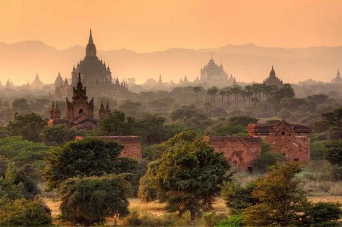 Thánh địa Bagan của Myanmar được UNESCO công nhận là di sản thế giới ảnh 2