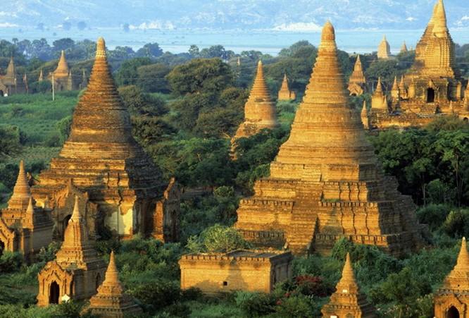 Thánh địa Bagan của Myanmar được UNESCO công nhận là di sản thế giới ảnh 3