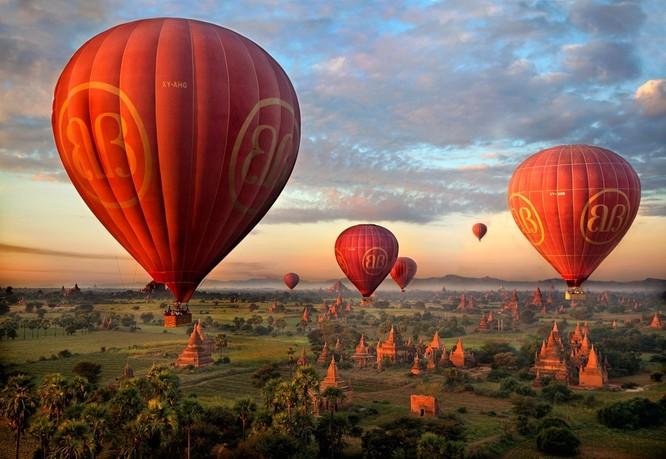 Thánh địa Bagan của Myanmar được UNESCO công nhận là di sản thế giới ảnh 9