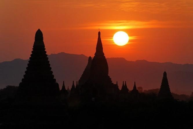 Thánh địa Bagan của Myanmar được UNESCO công nhận là di sản thế giới ảnh 6