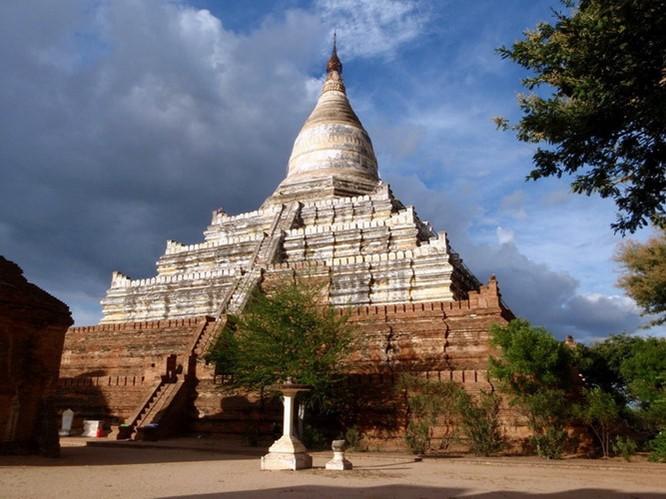 Thánh địa Bagan của Myanmar được UNESCO công nhận là di sản thế giới ảnh 13