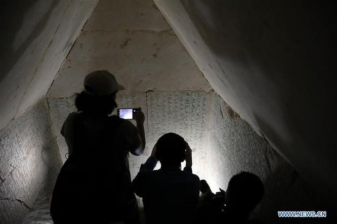 """Ai Cập mở thêm khu di tích """"Kim tự tháp Bent"""" cổ xưa cho du khách ảnh 3"""