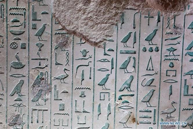 """Ai Cập mở thêm khu di tích """"Kim tự tháp Bent"""" cổ xưa cho du khách ảnh 5"""