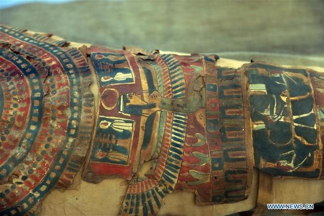 """Ai Cập mở thêm khu di tích """"Kim tự tháp Bent"""" cổ xưa cho du khách ảnh 6"""