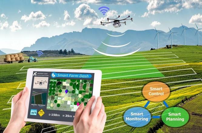 Công nghệ là để hỗ trợ chứ không thay thế người lao động nông nghiệp.