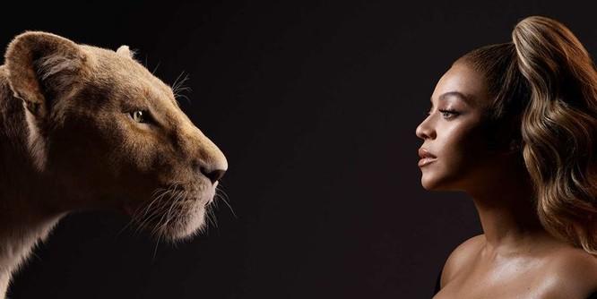 Beyonce nói về cảm nghĩ của mình đối với Lion King