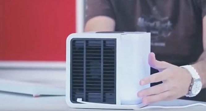 Chiếc điều hòa có thể làm mát, lọc không khí với kích thước nhỏ gọn và chỉ có giá 53 Đô la