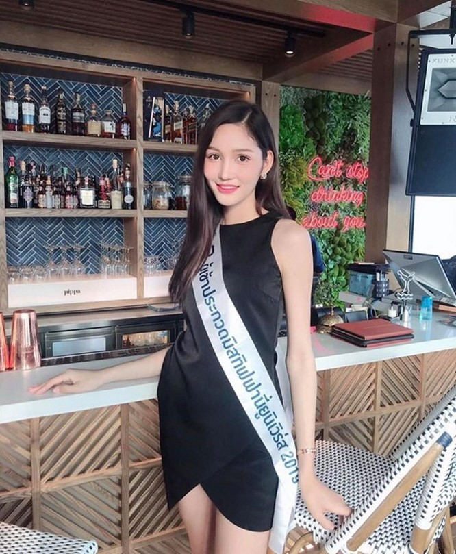 Chiêm ngưỡng nhan sắc tân hoa hậu chuyển giới Thái Lan 2019 ảnh 10