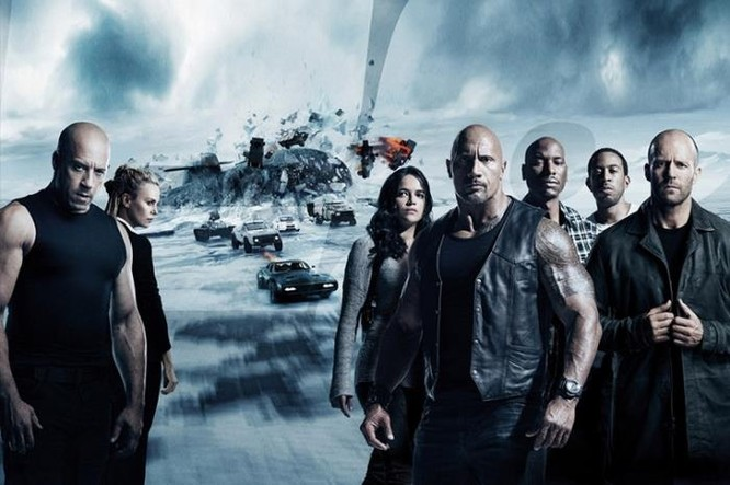 Phần 9 của phim có nhiều cảnh quay hành động mạo hiểm