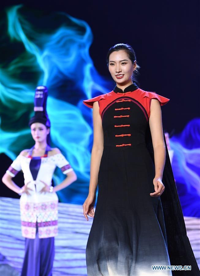 Lễ hội thời trang văn hóa châu Á tổ chức tại Trung Quốc ảnh 1