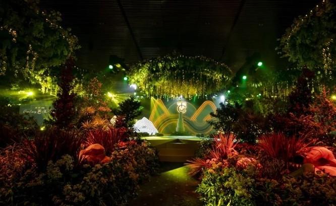 Toàn cảnh đám cưới triệu đô của Đàm Thu Trang và Cường Đô La ảnh 4