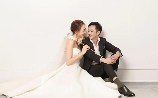 Toàn cảnh đám cưới triệu đô của Đàm Thu Trang và Cường Đô La ảnh 12