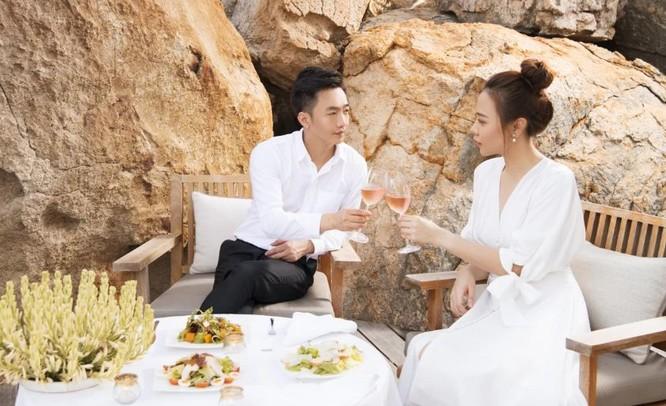 Toàn cảnh đám cưới triệu đô của Đàm Thu Trang và Cường Đô La ảnh 15