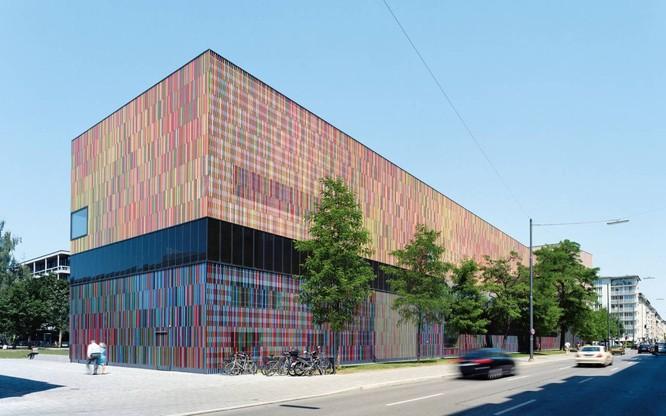 Bảo tàng Brandhorst. Ảnh CNA