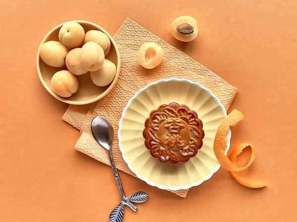Bánh của Fairmont Citrus. Ảnh: CNA
