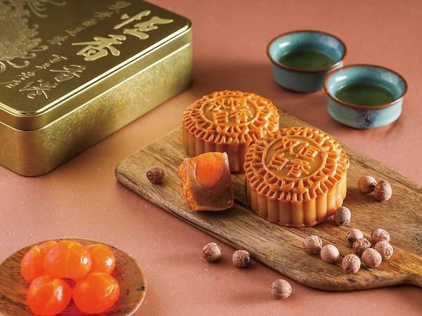 Bánh của Hong Heung. Ảnh: CNA