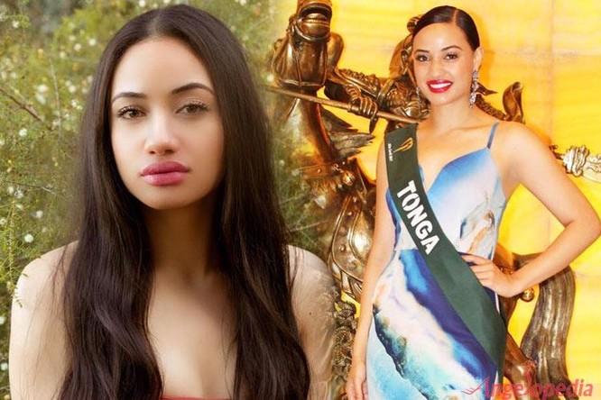 Diamond Langi là người dân tộc Tonga. Ảnh: Missosology