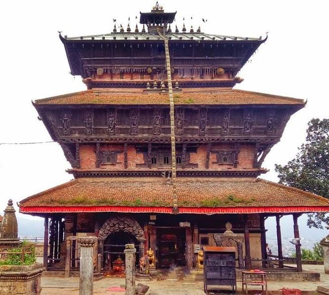 Khám phá vẻ đẹp văn hóa Nepal qua lễ hội Bagh Bhairav ảnh 3