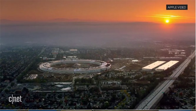 Choáng ngợp trước khuôn viên làm việc mới của Apple – Apple Park ảnh 2