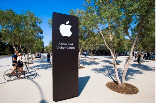 Choáng ngợp trước khuôn viên làm việc mới của Apple – Apple Park ảnh 3