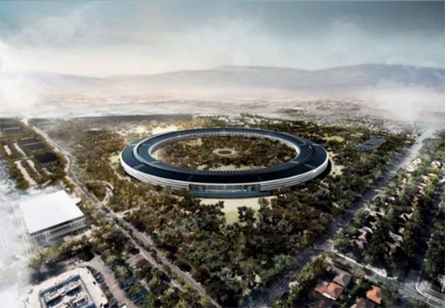 Choáng ngợp trước khuôn viên làm việc mới của Apple – Apple Park ảnh 23