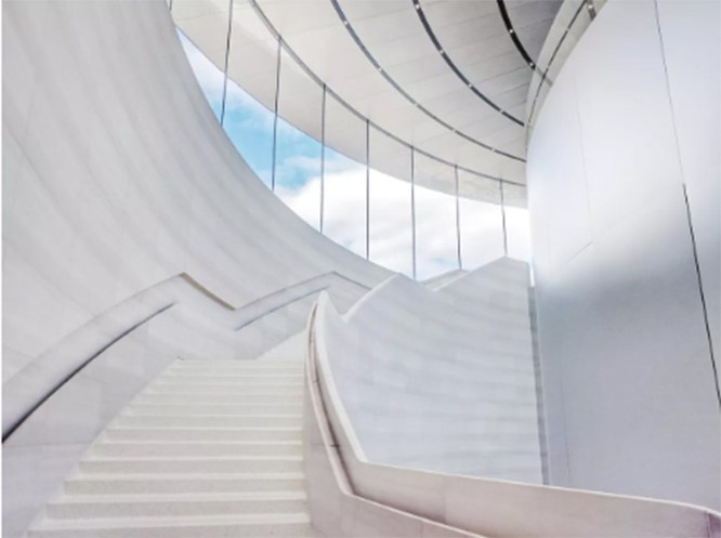 Choáng ngợp trước khuôn viên làm việc mới của Apple – Apple Park ảnh 14