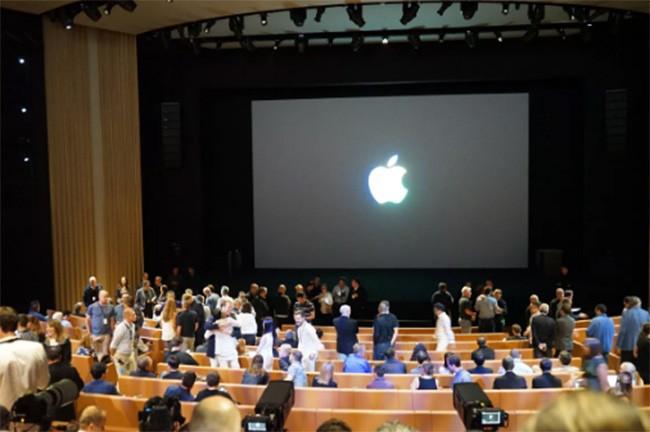 Choáng ngợp trước khuôn viên làm việc mới của Apple – Apple Park ảnh 17
